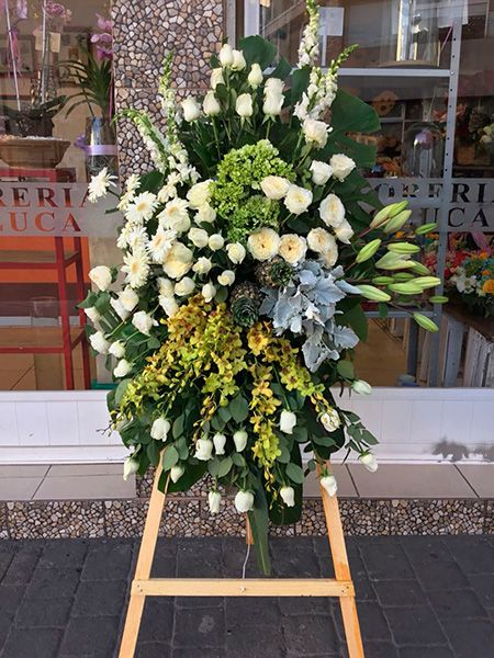 Tripie floral