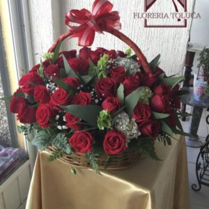 Ternura c/24 rosas